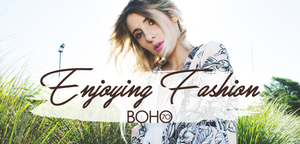 Boho Seventy: Enjoying Fashion