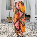 Golden Boho Trouser - Boho 70
