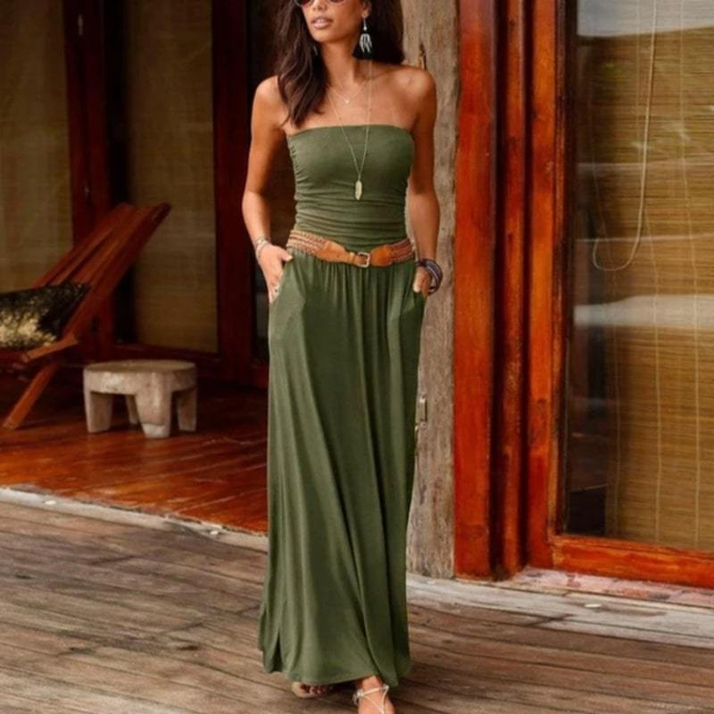 Pixie Long Dress