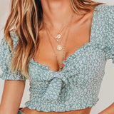 Suzzana Crop-top