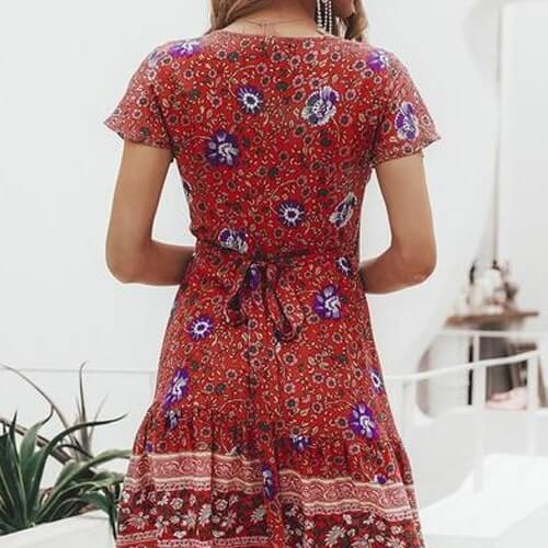 Floral Summer Princess - Boho 70