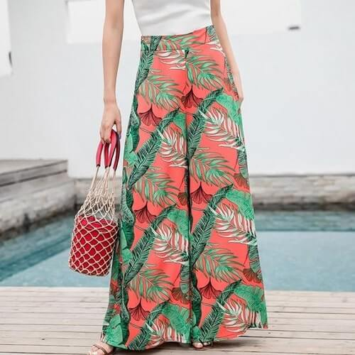 Meije Tropical Wide Leg - Boho 70