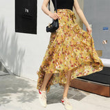 Ursula Yellow Skirt