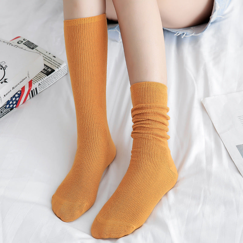 Suzanne Plain Socks