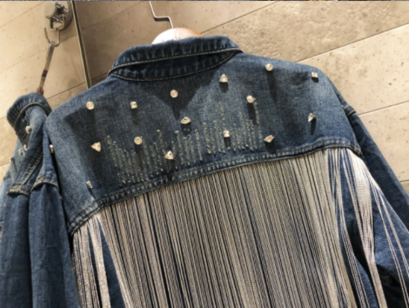 Brixie  Denim Jacket