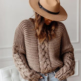 Kyla Twist Sweater
