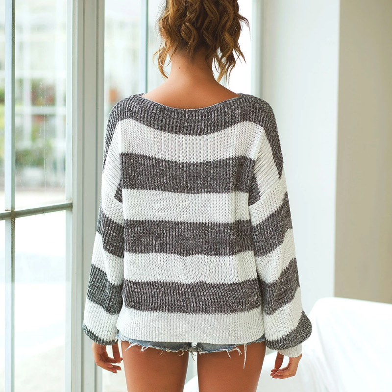 Laura Loose Sweater - Boho 70