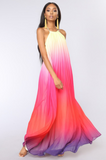 Aurelia Ombre Dress
