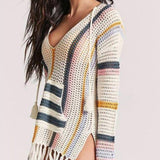 Vernie Knitted Cover-up