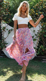 Christy Long Skirt