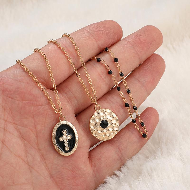 Lena Cross Necklace