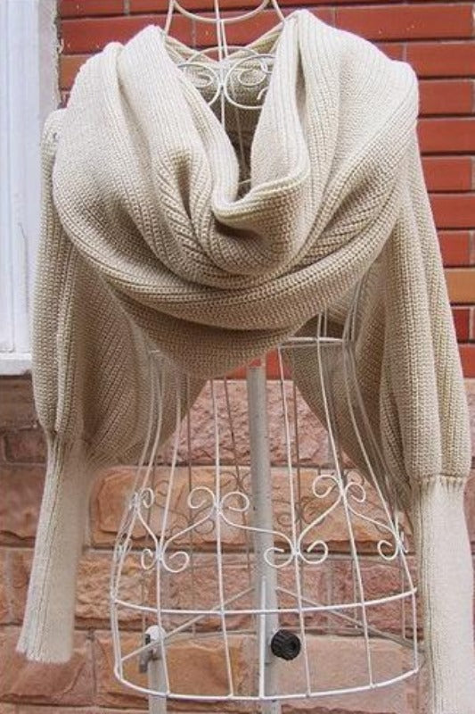 Victoria Sweater Scarf