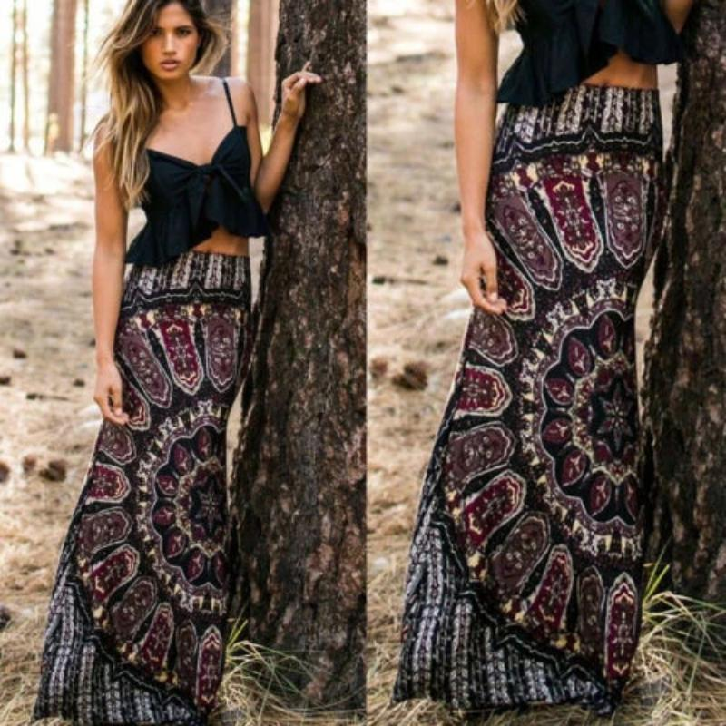 Betina Long Skirt