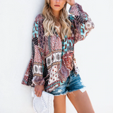 Zoe Loose Blouse