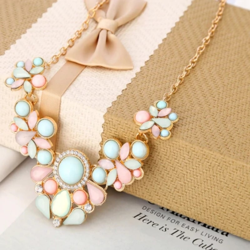 Candy Color Necklace