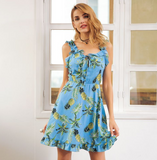 Asher Pineapple Dress