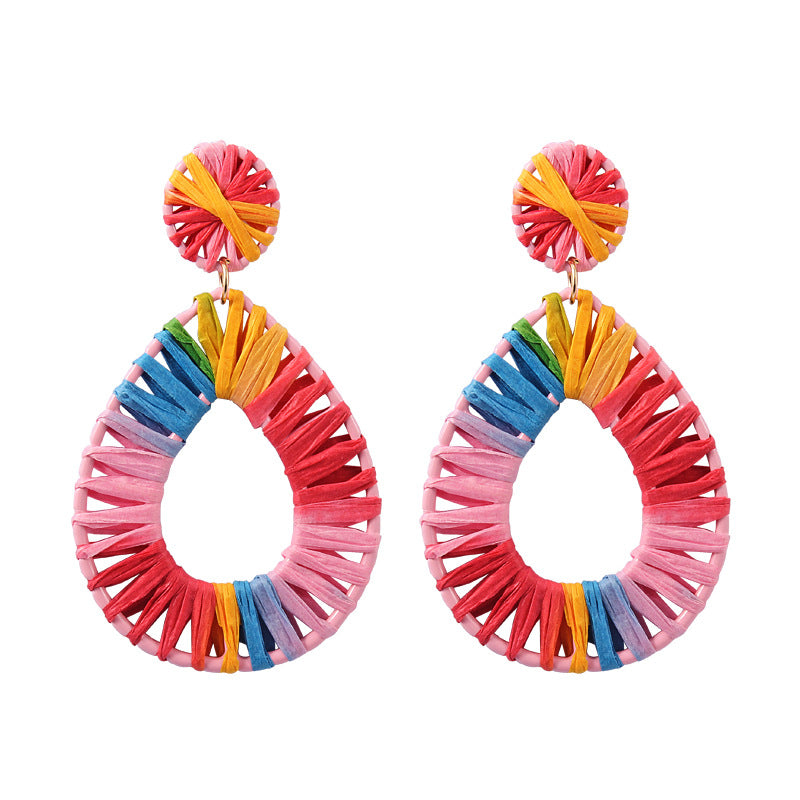 Celeste Woven Earrings