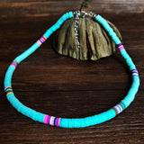 Beaded Ethnic Necklace