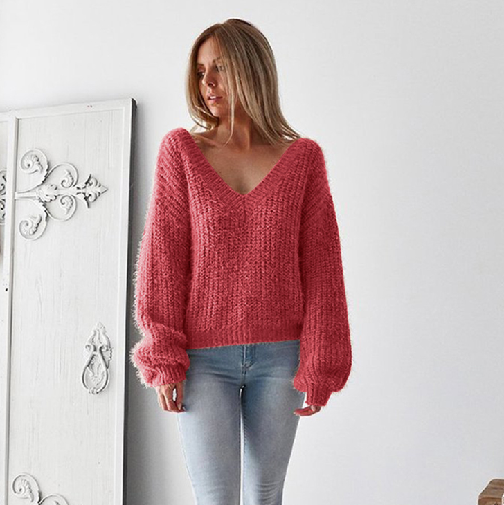Scarlett Sweater - Boho 70
