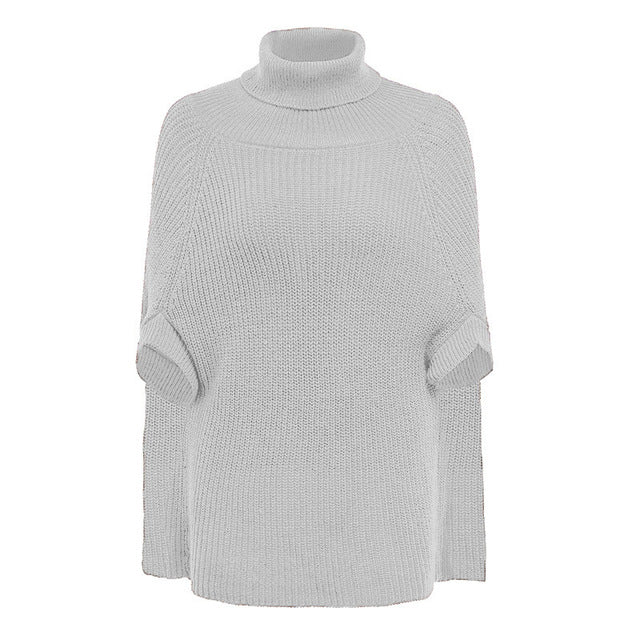 Miley Turtleneck Sweater - Boho 70
