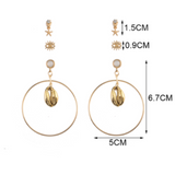 Aice Earrings Set
