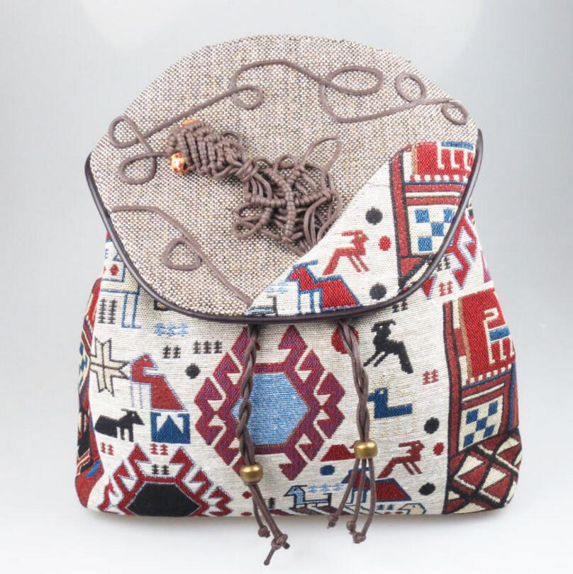 Martha Scarlette Backpack