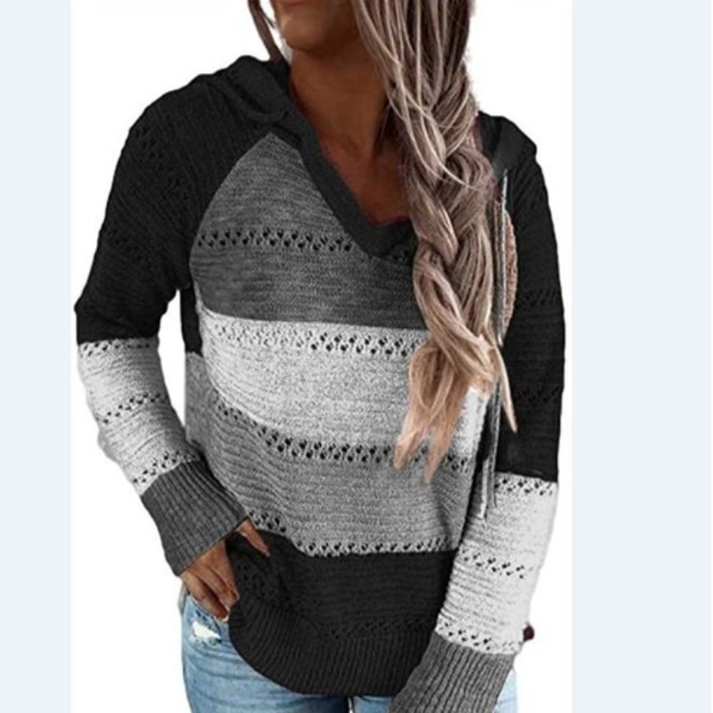 Lennox Hooded Sweater