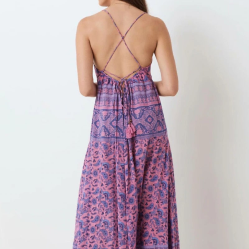 Clancy Cross-back Dress