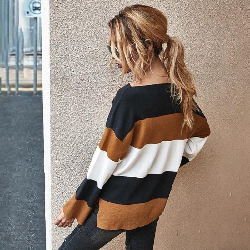 Luella Striped Sweater