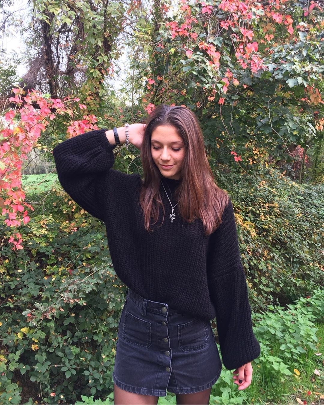The Boyfriend Pullover (Black) - Boho 70