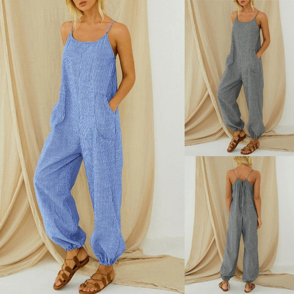 Nina Lyric Jumpsuit