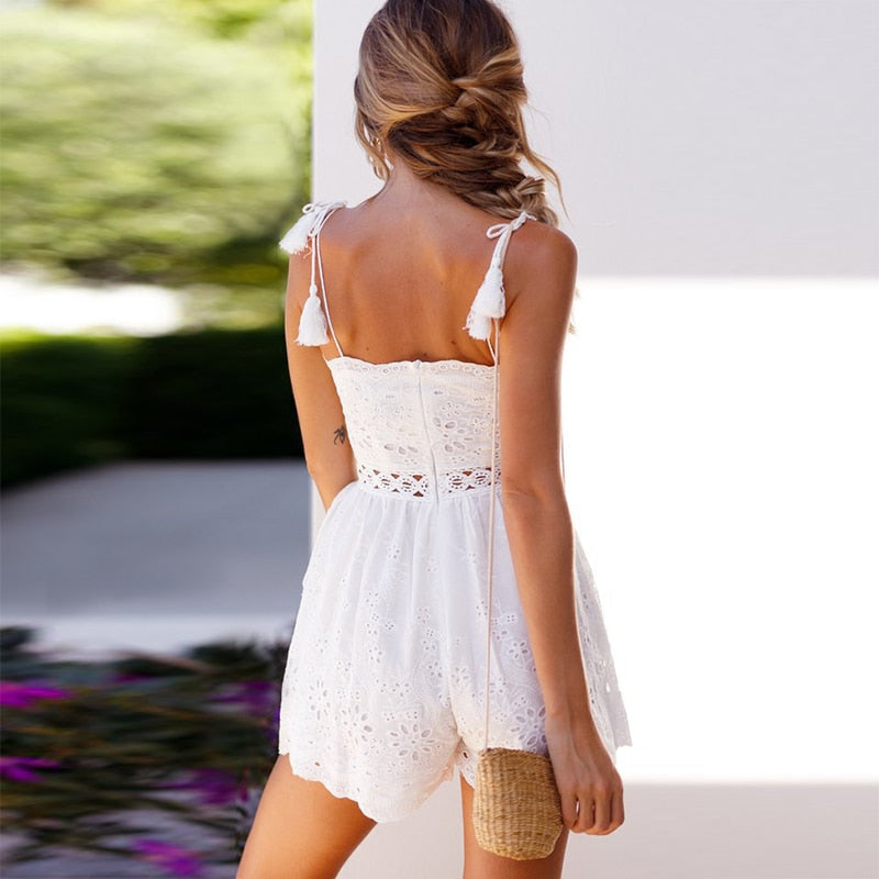 Summer Afternoon Romper - Boho 70