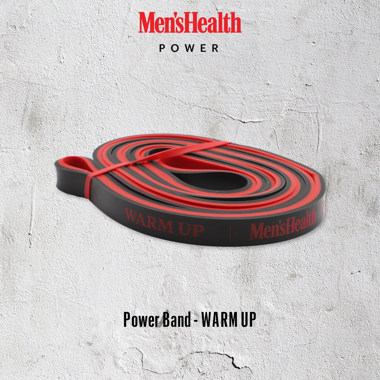 Power Band (Resistance Band), Widerstandsband