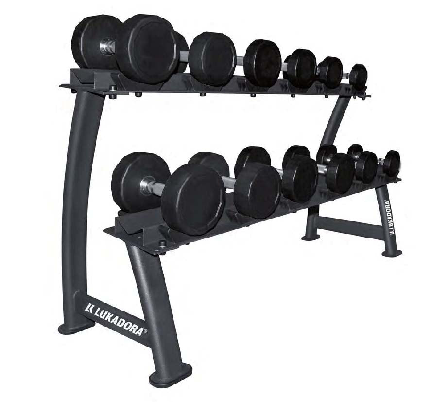 Hantel-Ablage (Dumbbell-Rack), Storage Rack
