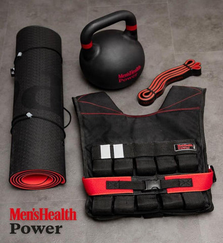 Men's Health Power Bundle 4-teilig