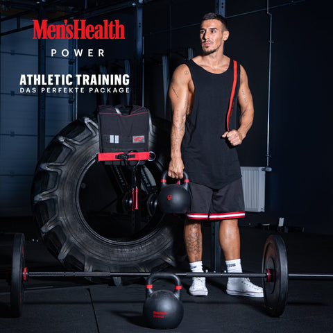 Athletic Training Package | Men's Health Power