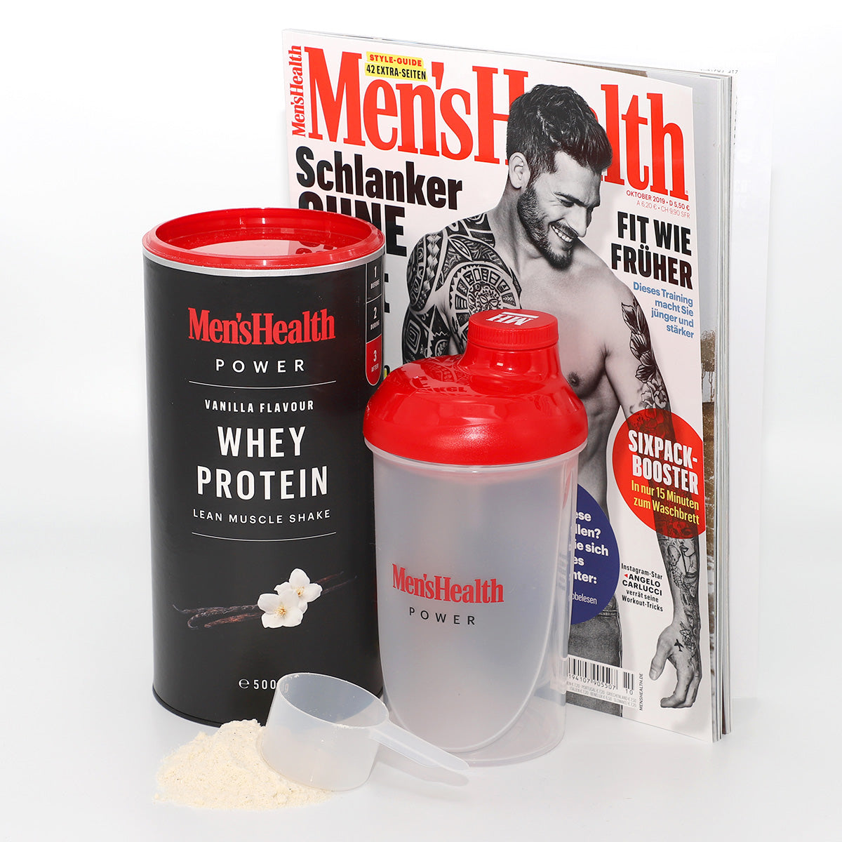 Lean Muscle Shake (500g)