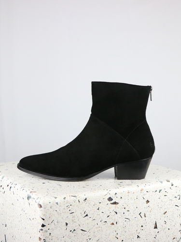 ANKLE BOOTS | LMMARIE | BLACK | SIZE 41-47