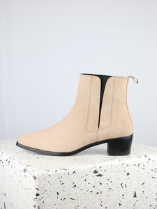 CHELSEA BOOTS | LMLIESA | TAUPE