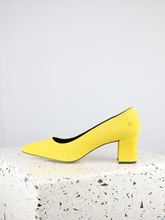 Load image into Gallery viewer, PUMPS | LMKAROLINE | YELLOW | SIZE 41-47