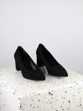 Load image into Gallery viewer, PUMPS | LMKAROLINE | BLACK | SIZE 41-47