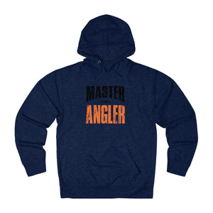 Ohio Master Angler Unisex Terry Hoodie Org Sq