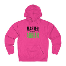 Load image into Gallery viewer, Illinois Master Angler Unisex Terry Hoodie Green Sq