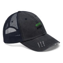 Load image into Gallery viewer, Master Angler Unisex Trucker Hat Grn/Black
