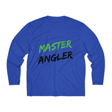 Load image into Gallery viewer, Master Angler Men's Long Sleeve Moisture Absorbing Tee - Green