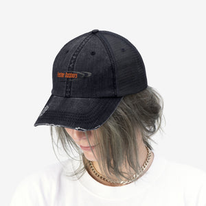 Freetime Outdoors Unisex Trucker Hat - Orange Logo