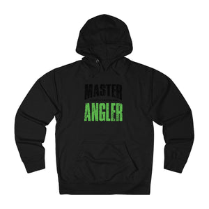 South Carolina Master Angler Unisex Terry Hoodie Green Sq