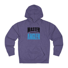Load image into Gallery viewer, Minnesota Master Angler Unisex Terry Hoodie Blue Sq