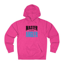Load image into Gallery viewer, Illinois Master Angler Unisex Terry Hoodie Blue Sq