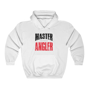 Michigan Master Angler Unisex Heavy Blend™ Hooded Sweatshirt - Red